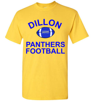 Dillon Panthers Football