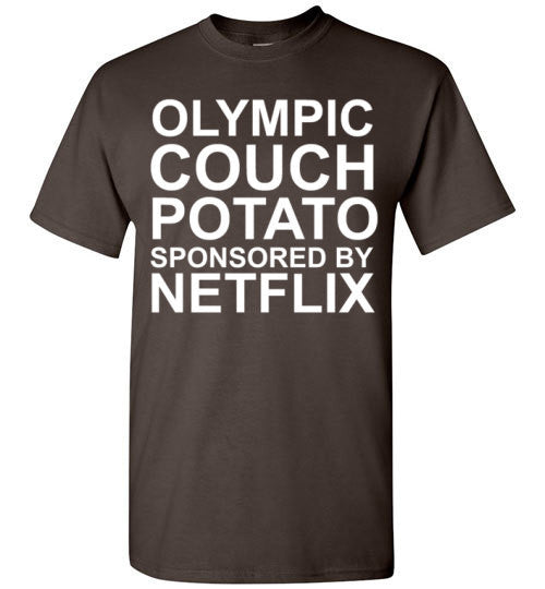 Olympic Couch Potato Sponsored By Netflix