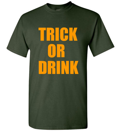 Trick or Drink Halloween T-Shirt