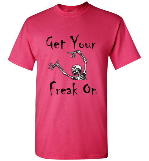 Get Your Freak On Halloween Shirt