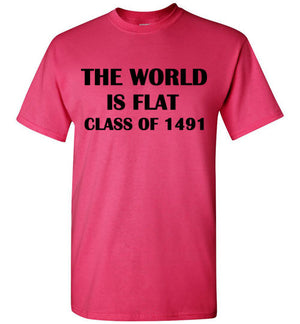 The World is Flat Class of 1491