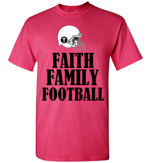 Faith Family Football