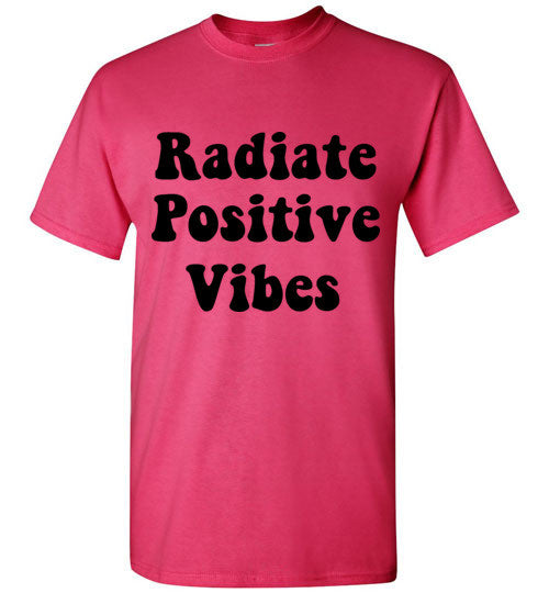 Radiate Positive Vibes T-Shirt
