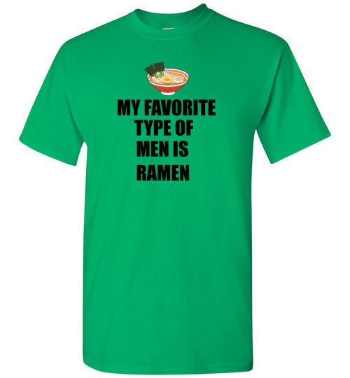 My Favorite Type of Men is Ramen