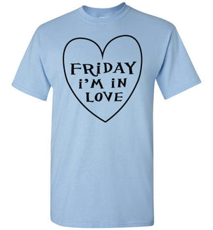 Friday I'm In Love