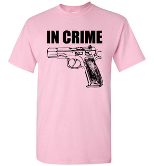 Partners In Crime Best Friends Shirt 2
