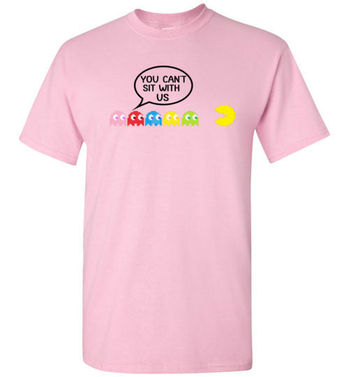 You Can't Pacman With Us Mean Girls Pacman Mash Up T-Shirt