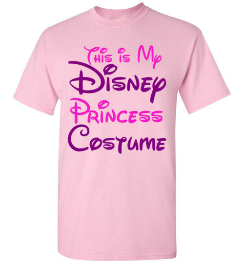 This is my Disney Princess Costume