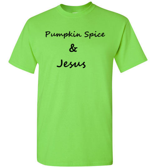 Pumpkin Spice and Jesus