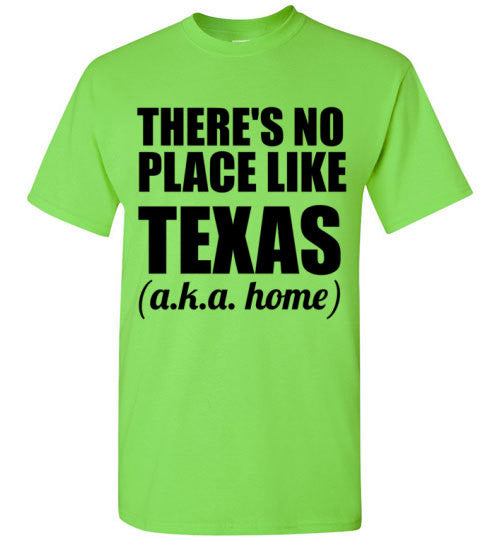 There's No Place Like Texas (HOME)