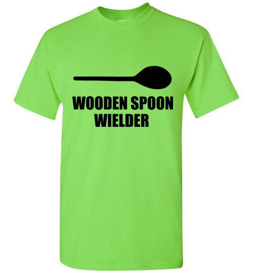 Wooden Spoon Wielder T-Shirt