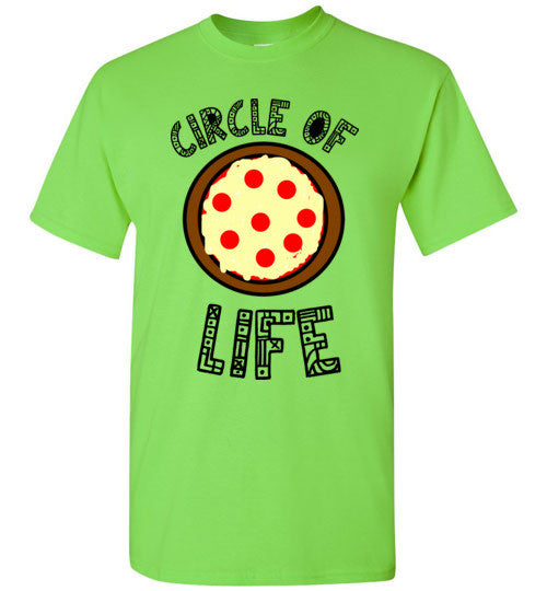 Circle of Life Pizza