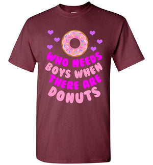 Who Needs Boys When There are Donuts