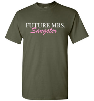 Future Mrs. Sangster T-Shirt