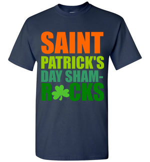 Saint Patrick's Day Sham Rocks T-Shirt