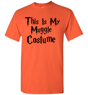 This Is My Muggle Costume