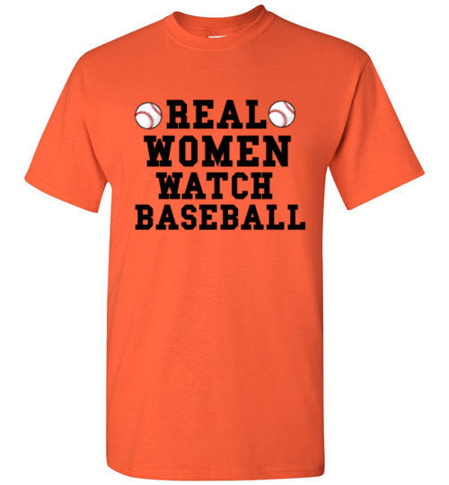 Real Women Watch Baseball