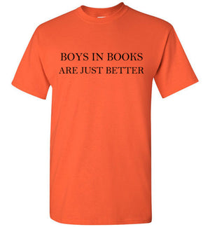 Boys in Books are Just Better