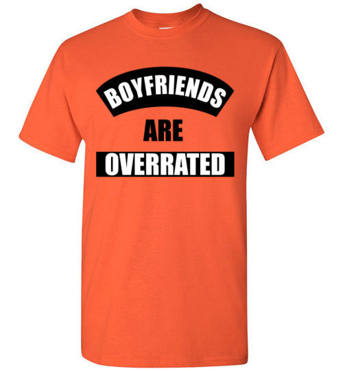 Boyfriends are Overrated