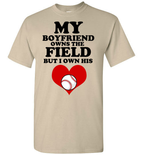 My Boyfriend Owns the Field But I Own His Heart