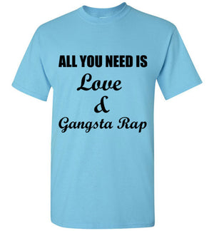 All You Need is Love and Gangsta Rap