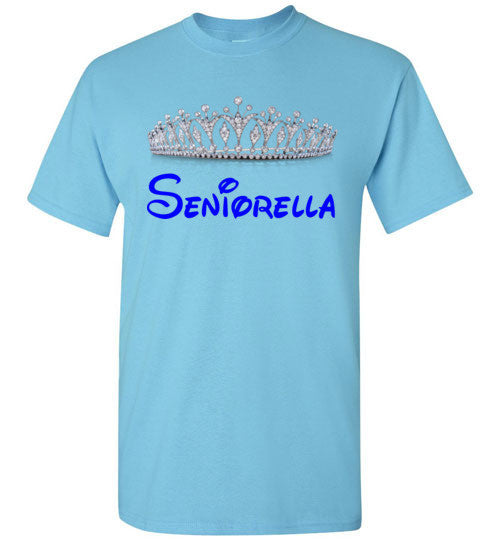 Seniorella High School Senior Shirt