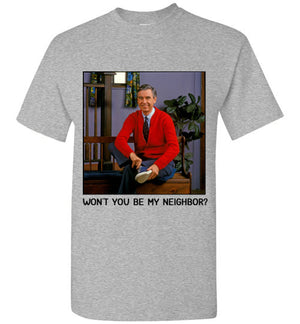 Won't You Be My Neighbor T-Shirt