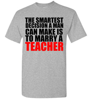 The Smartest Decision a Man Can Make is to Marry A Teacher