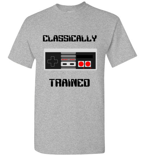 Classically Trained Nintendo T-Shirt