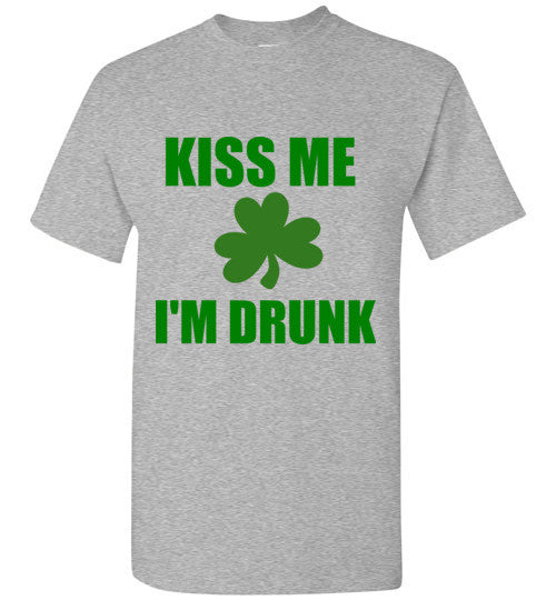 Kiss Me I'm Drunk T-Shirt
