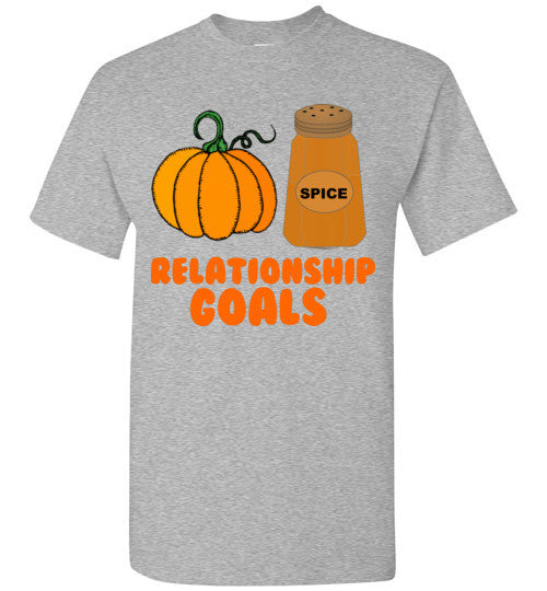 Pumpkin Spice Relationship Goals