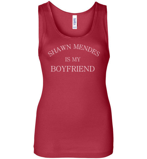 Shawn Mendes is my Boyfriend Tank Top