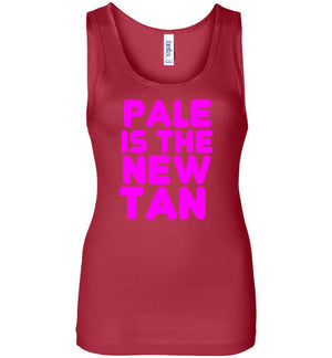 Pale is the New Tan Tank Top