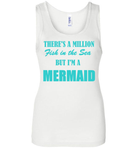 There's a Million Fish in the Sea but i'm a Mermaid Tank