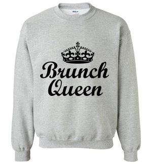 Brunch Queen Sweatshirt