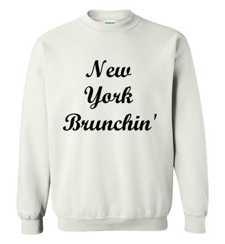 New York Brunchin' Sweatshirt