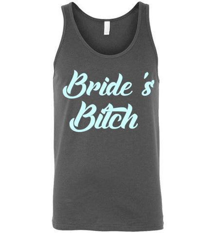 Bride's Bitch Bachelorette Unisex Tank Top