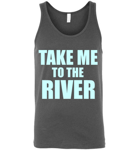 Take Me To The River Unisex Tank Top