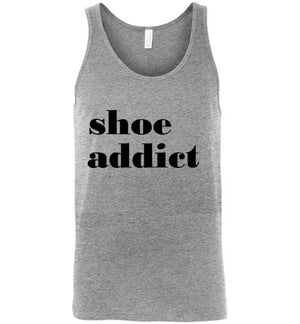Shoe Addict Unisex Tank Top