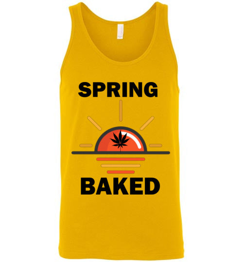 Spring Baked Unisex Tank Top