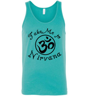 Take Me to Nirvana Unisex Tank Top