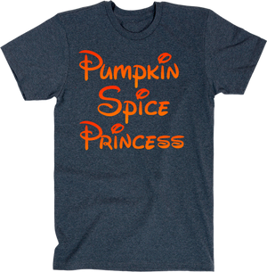 Pumpkin Spice Princess