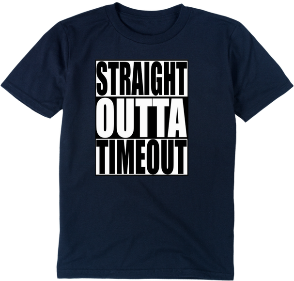 Straight Outta Timeout