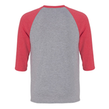 Team Corriea Lifetime Member Adult Raglan