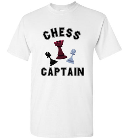 Chess Captain T-Shirt