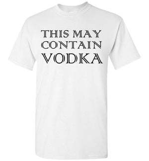 This May Contain Vodka