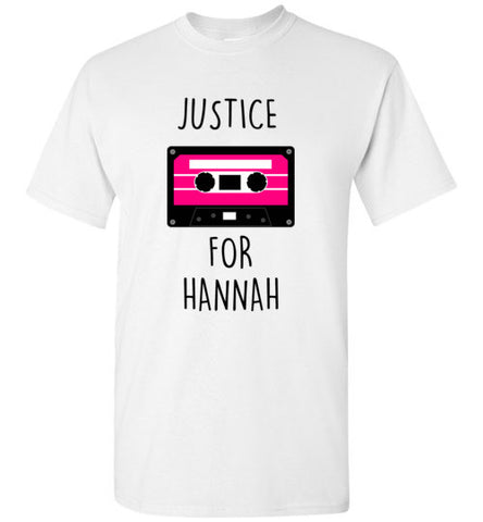 13 Reasons Why Justice for Hannah