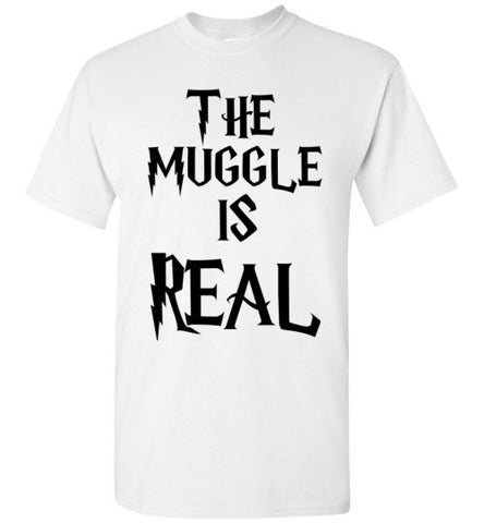 The Muggle is Real