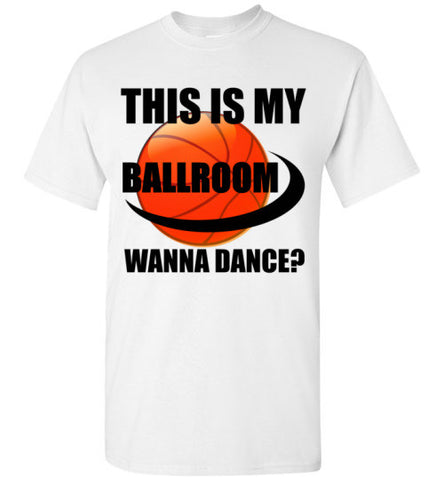 This is my Ballroom Wanna Dance