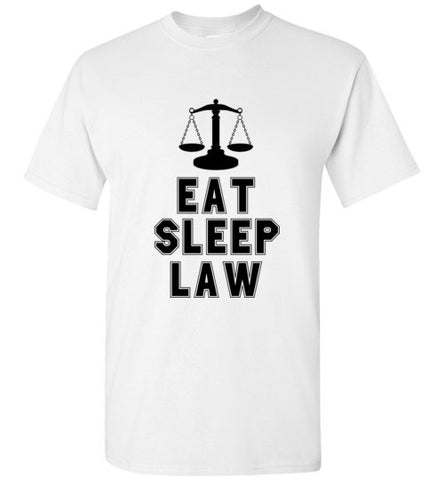 Eat Sleep Law T-Shirt